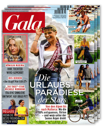 Gala Zeitschriften