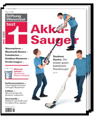 Stiftung Warentest Zeitschriften